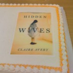 Claire Avery HIDDEN WIVES Cake