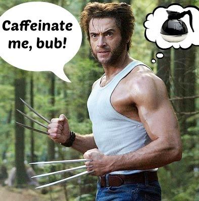 Photo 4-Wolverine-Hugh-Jackman-Laughing-Man-Coffee