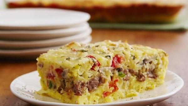 egg-casserole-sausage