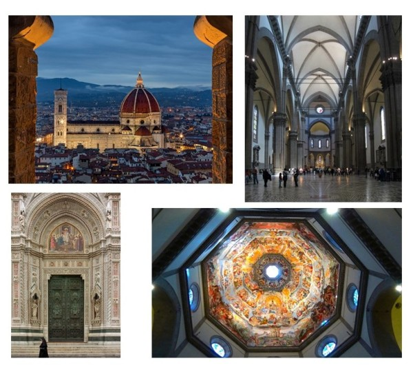 Duomo collage