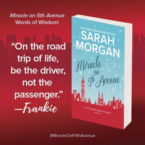 miracle-sarah morgan