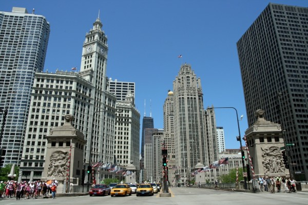 Magnificient Mile Chicago