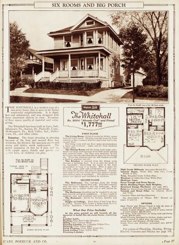 Sears House Cat 1926