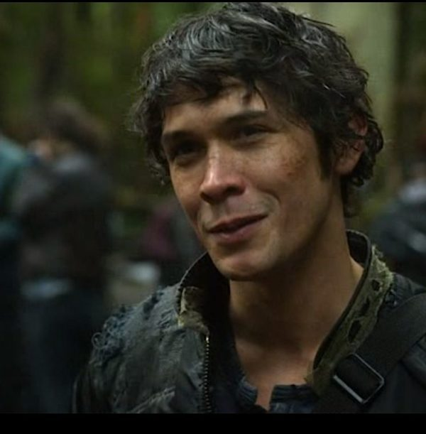 Bob Morely aka Bellamy Blake