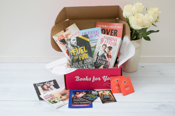 August Fresh Fiction Box Not To Miss