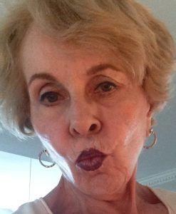 Gail Ingis favorite lipstick