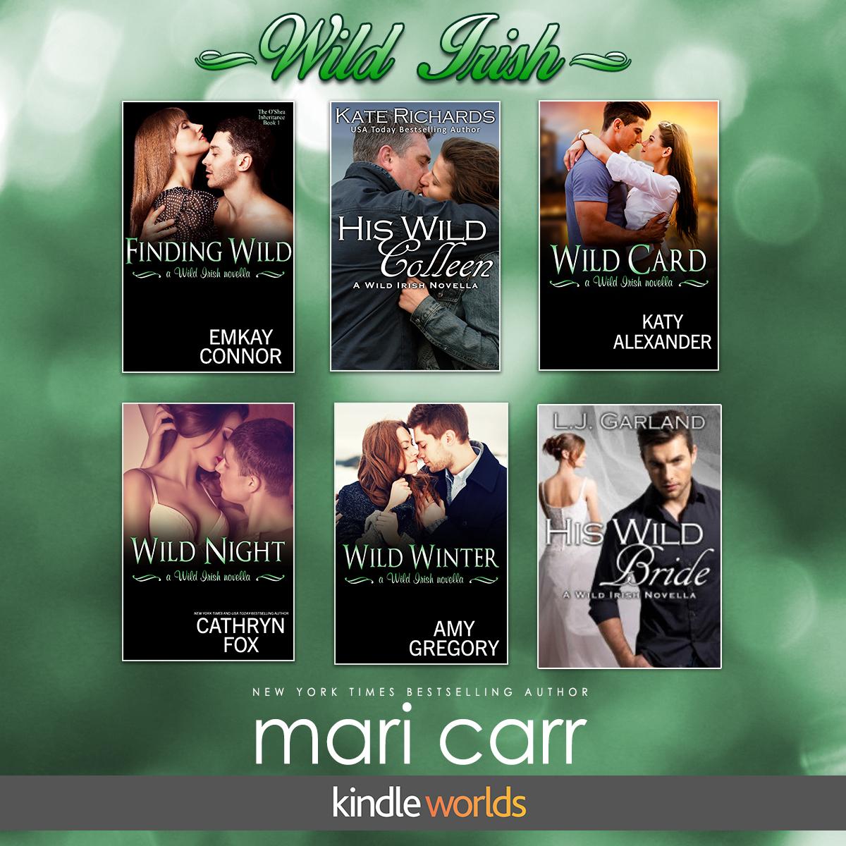 Wild Irish series