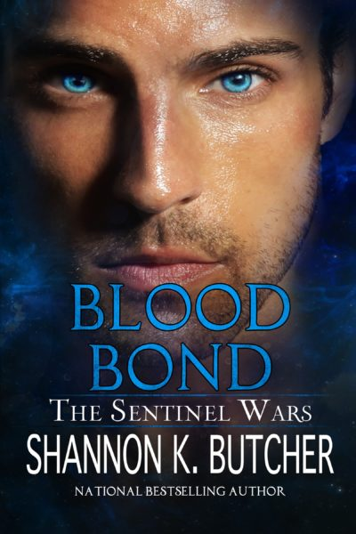 BLOOD BOND by Shannon K. Butcher